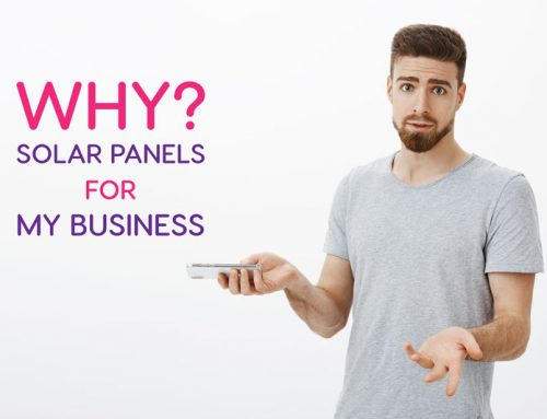 Why Solar Panels for Business?