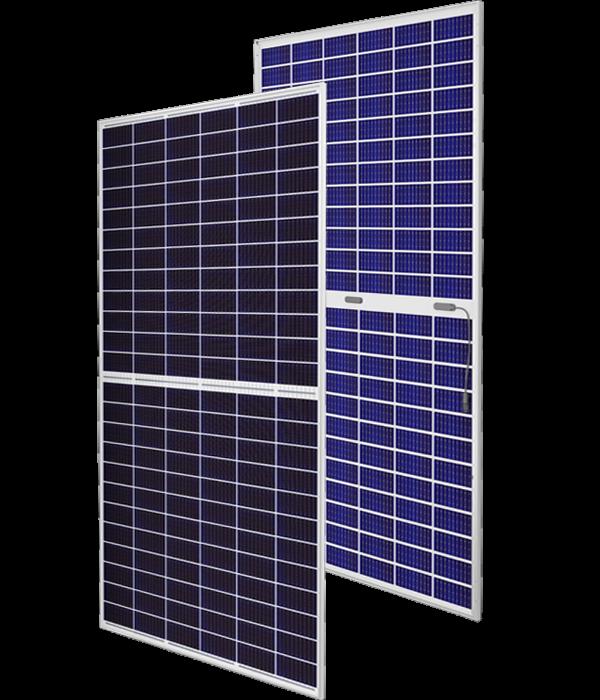 Canadian business solar panels