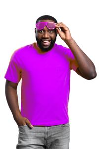 Purple Shirt 3