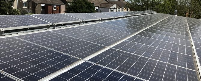 Commercial Solar Panels Derby