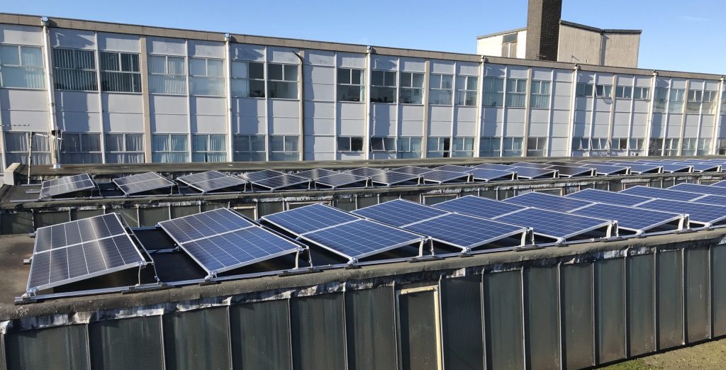 Solar Panels Corby