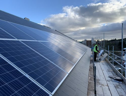 25kW Solar PV system – Derbyshire