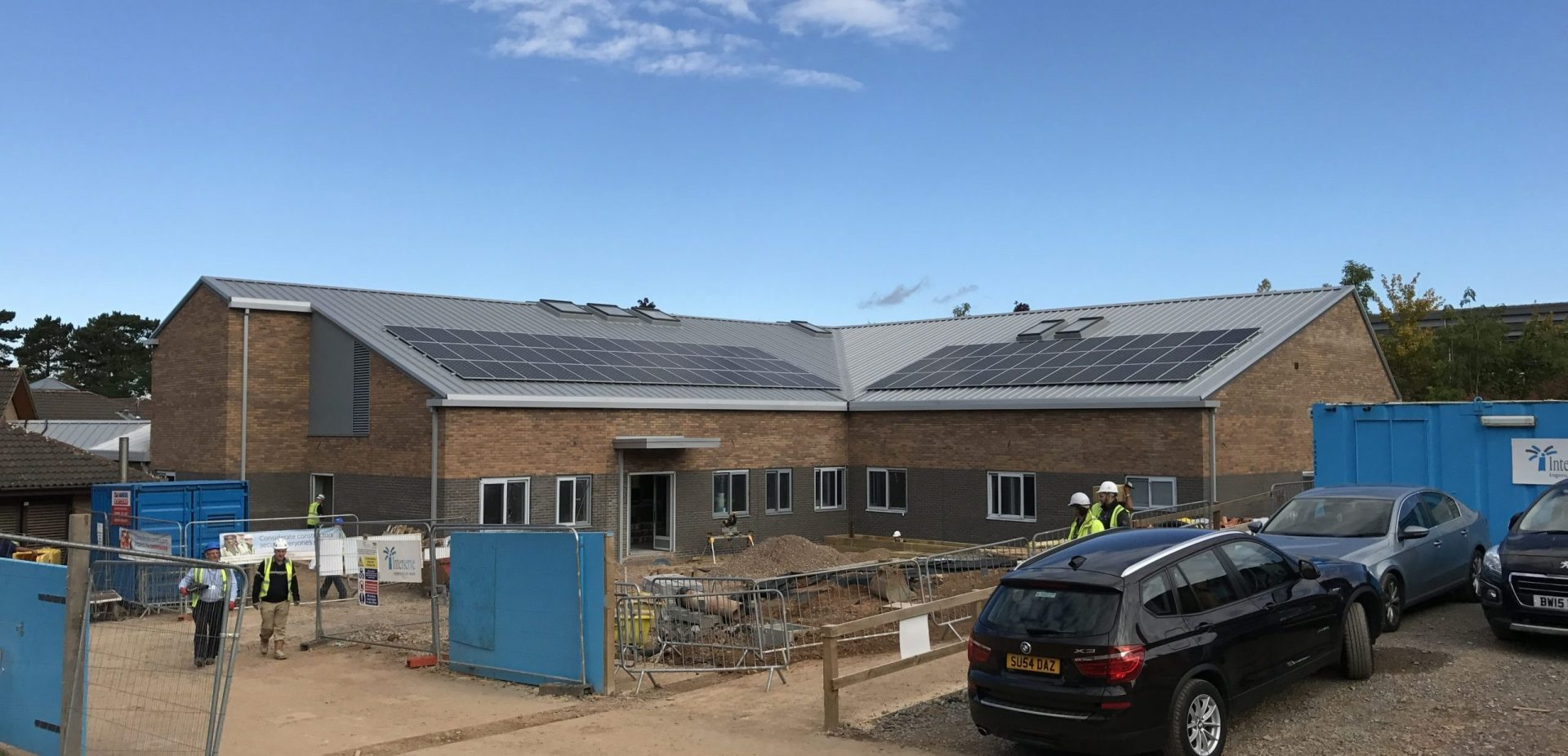 Commercial Solar Panels Leicestershire