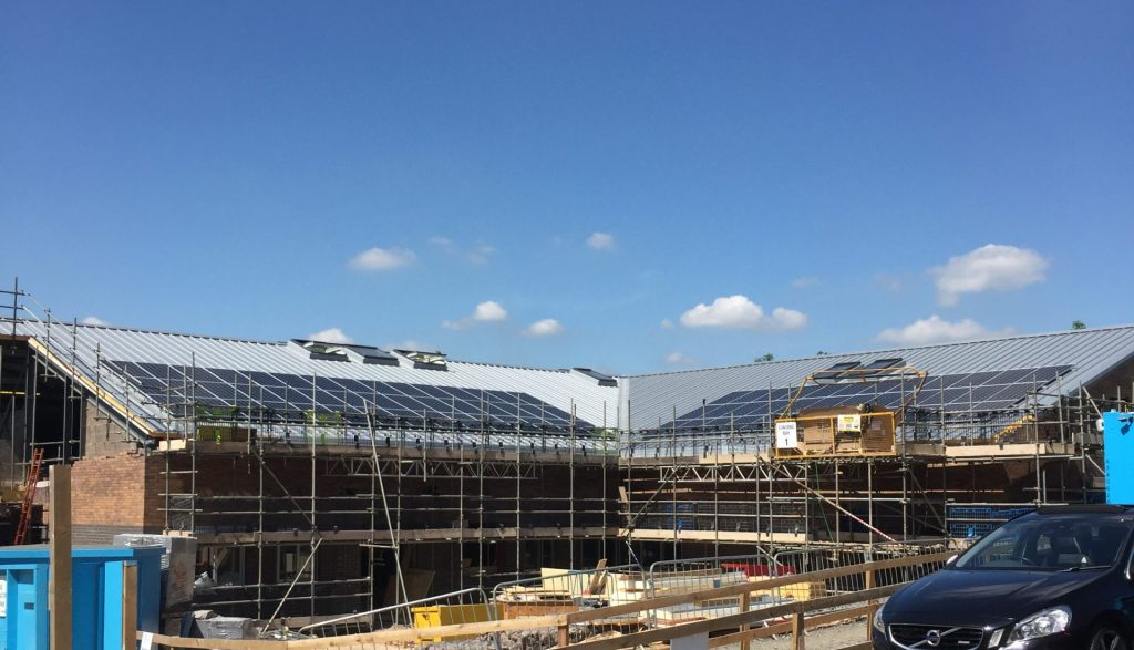 Commercial Solar PV Leicester
